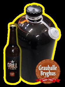 Grauballe bryghus, fadøl, lej fadølsanlæg udlejning til fest remstrup blonde Grill øl